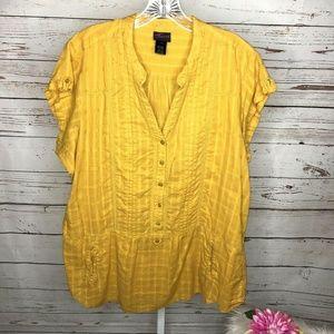 3 for $25 Torrid short sleeve Blouse size 3